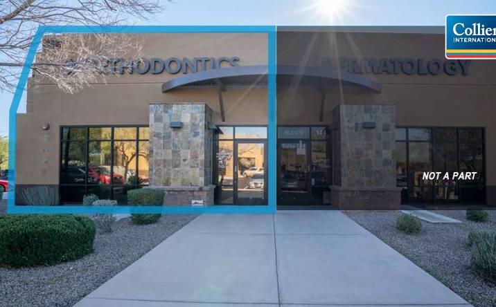 2525 W. Carefree Hwy, Building 6A, Suite 140, Phoenix, AZ, 85085
