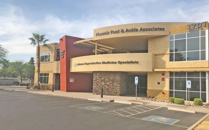 1701 E. Thomas Rd. Unit 203, Phoenix, AZ, 85016