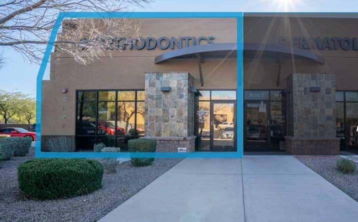 2525 W Carefree Highway Building 6A, Unit 140, Phoenix, AZ, 85085