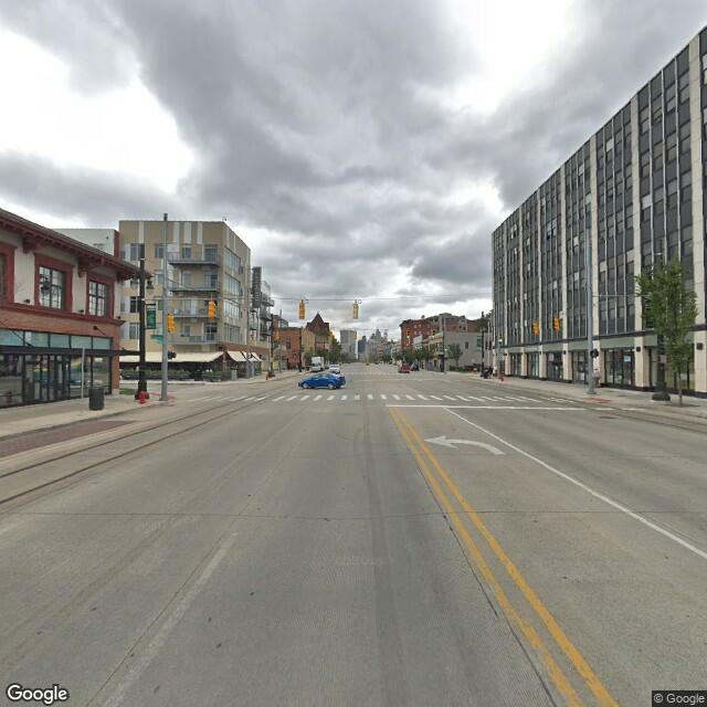 3439 Woodward Ave, Detroit, MI, 48201