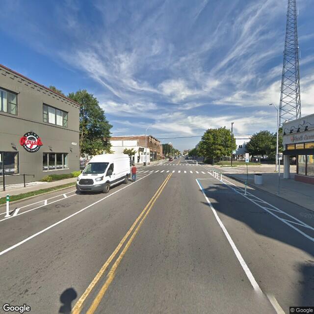 4145 Cass Avenue, Detroit, MI, 48201