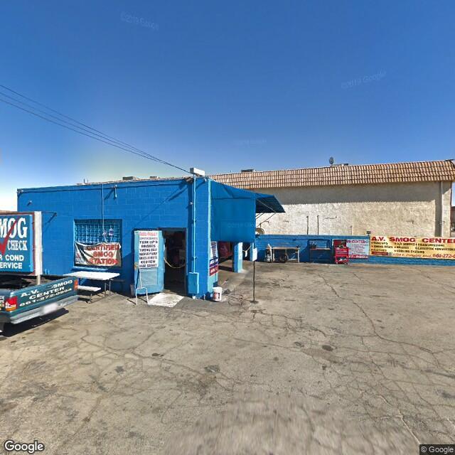 1305 E Palmdale Blvd, Palmdale, CA 93550