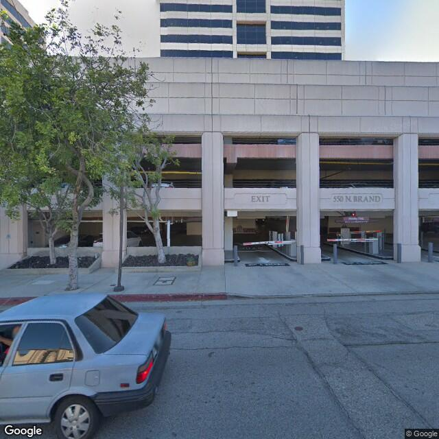 550 N Brand Blvd, Glendale, CA 91203