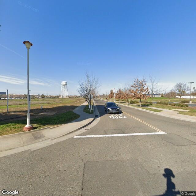 Debellevue St & Mather Blvd @ Mather Blvd, Mather, CA 95655