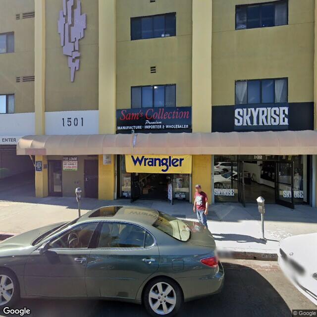 1501 Santee St,Los Angeles,CA,90015,US