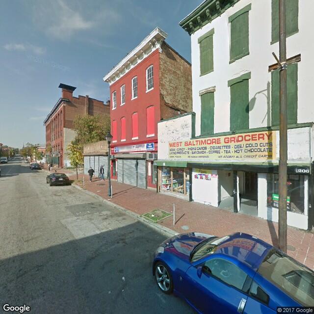 1201 West Baltimore Street