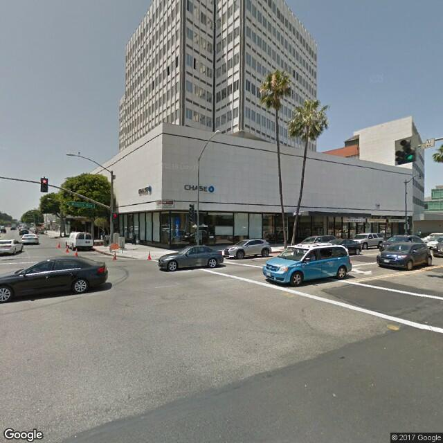 8500 Wilshire Boulevard