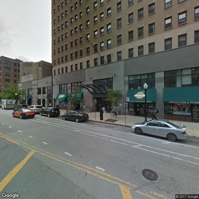 850 S Wabash Ave