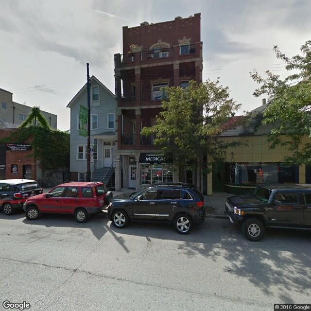 2329-31 W Belmont Ave.