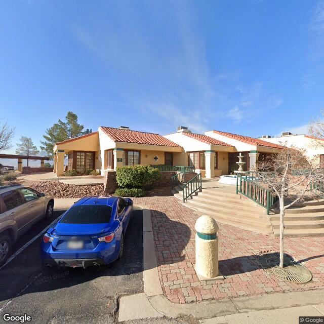 600 Sunland Park Dr, El Paso, TX 79912